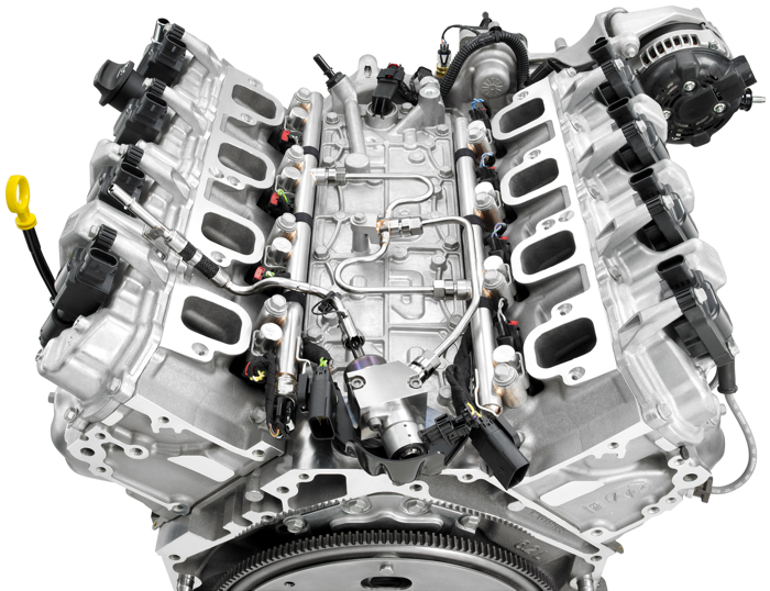 Direct Injection Gas and Diesel Technology - Engine Builder