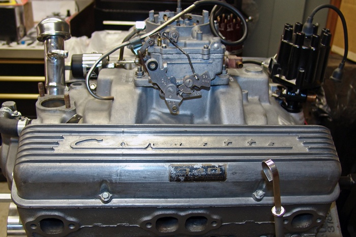 More Power Inside - Muscle Cars - Engine Builder Magazine