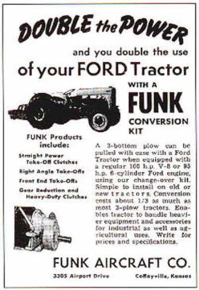 Here's an example of an ad that caused trouble with Ford.