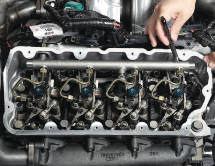 Rebuilding the Ford 6 4L Power Stroke - Engine Builder Magazine