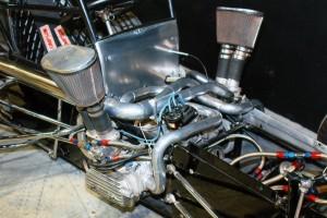 Midget engine builders