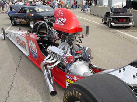 Super Comp Drag Racing - Engine Builder Magazine