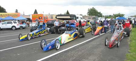 A Typical Super Comp Event At Some Local Tracks Will Usually Attract 26 To 27 Compeors