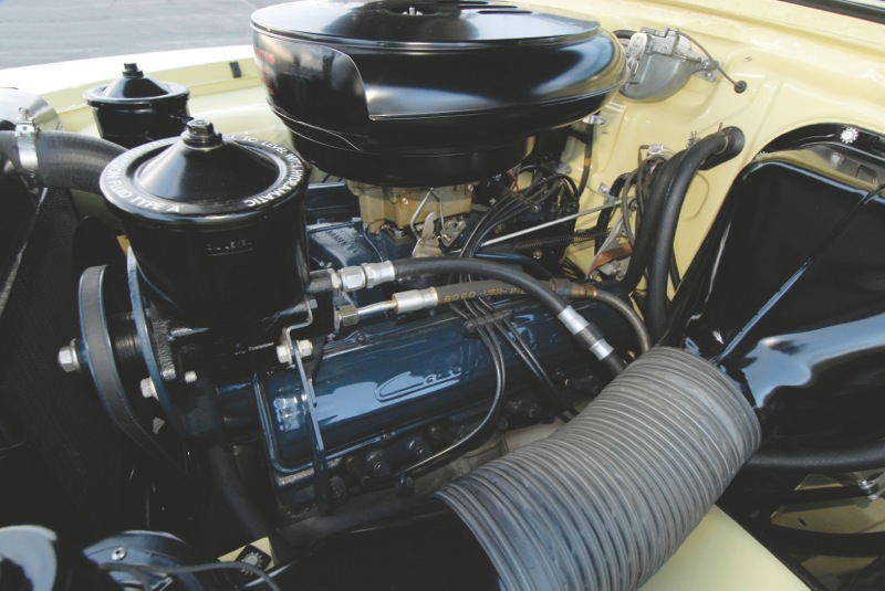 By 1953 Cadillac's V8 Engines Were Cranking Out 210 Hp: 1963 Cadillac Engine Diagram At Eklablog.co