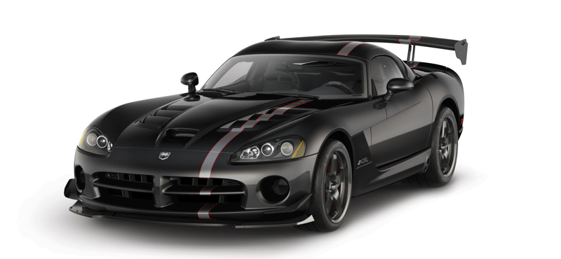 2010 Viper Coupe ACR Voodoo Edition