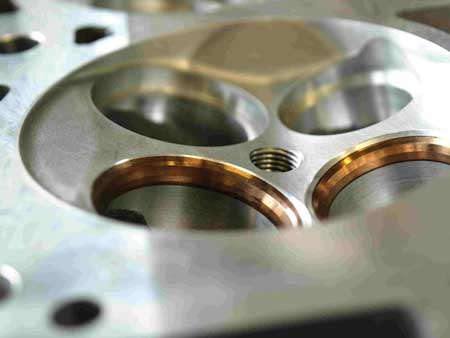 Valve seat selection, finishing & materials engine builder magazine.