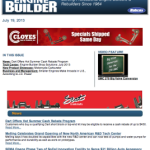 Engine Builder Newsletter