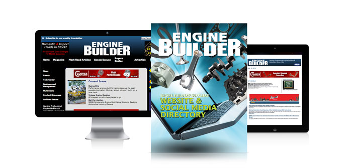 Advertise with Engine Builder
