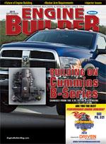 Engine Builder, September 2013