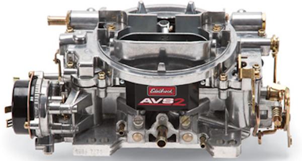 edelbrock avs2 series carburetor engine builder magazine rh enginebuildermag com Edelbrock Thunder Carb Edelbrock AVS Tuning