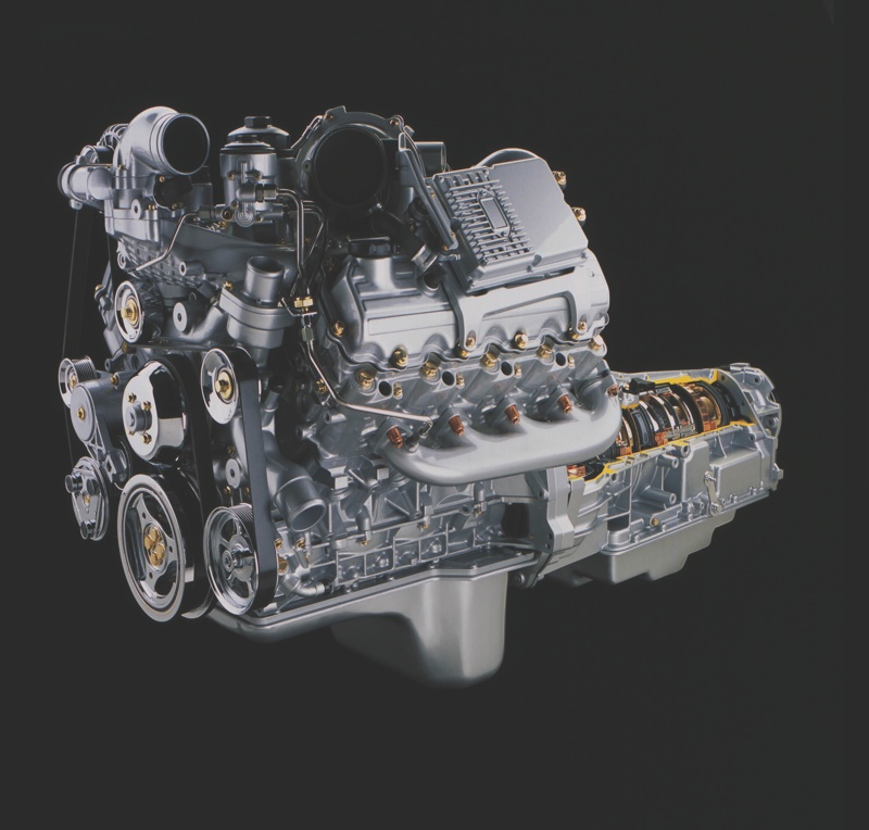 Ford's Power Stroke Powerplants