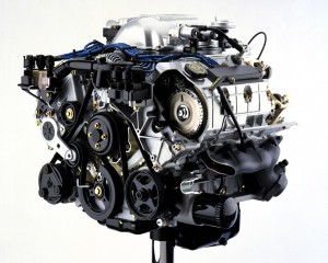 96 Ford Mustang Cobra engine