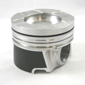 several aftermarket piston manufacturers currently offer custom forged pistons for diesel engines. the forgings offer greater strength than the stock cast pistons they replace, and are a good upgrade for pulling and racing applications.