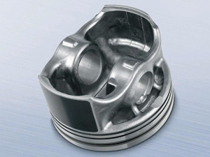 many stock diesel pistons come with anti-scuff coatings on the side skirts. aftermarket performance pistons are also available with or without side coatings, as well as oil-shedding undercoatings to improve cooling, and heat-reflective top coatings to hel