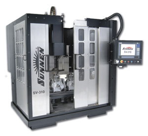 the sunnen sv-310 vertical honing machine combines power, precision, durability and technology to deliver mid- to high-volume manufacturers the lowest cost per honed part.