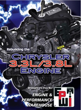 rebuilding the chrysler 3 3l 3 8l engine egr valve location on a 1997 jeep wrangler they're conventional 60 degree v6 motors with iron blocks and aluminum heads, including some castings that are shared by both engines and some that aren't
