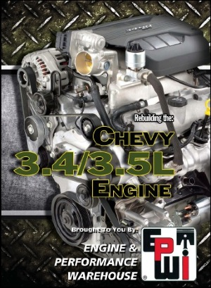 Chevy E on Hemi V6 Cylinder Engine