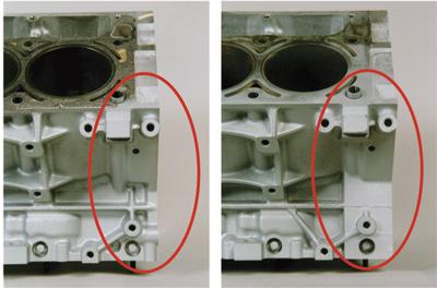 Gen III GM LS1 Small Block Engine