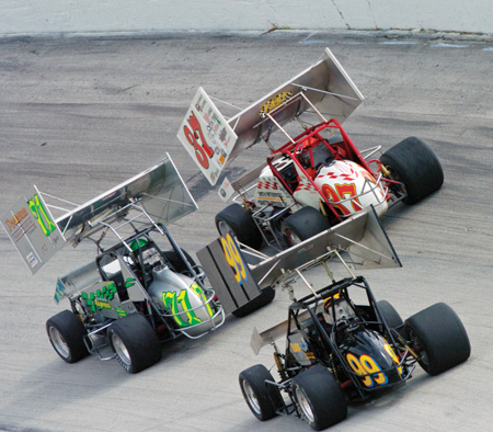 Sprint Car Engines The Current State Of The Art Engine Builder