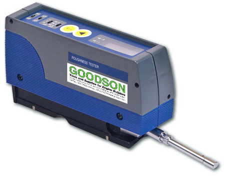 use a portable surface roughness tester for a variety of surface roughness assessments including flat, inside/outside diameters and many difficult to gauge test surfaces.