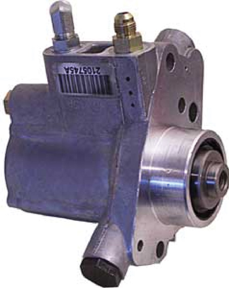 this pump is commonly referred to as the high pressure oil pump (hpop).