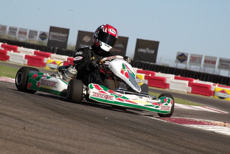 about 10 years ago shifter kart racing burst onto the american karting scene promising a driving and racing experience more like an open wheel formula car than the traditional 100cc or briggs-powered kart could provide. with substantially more power, a six-speed sequential gearbox and 4-wheel brakes, they certainly delivered.