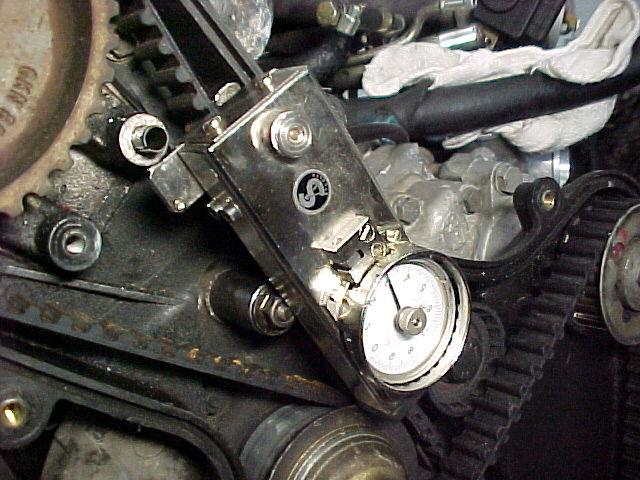 Belt tension gauge uk