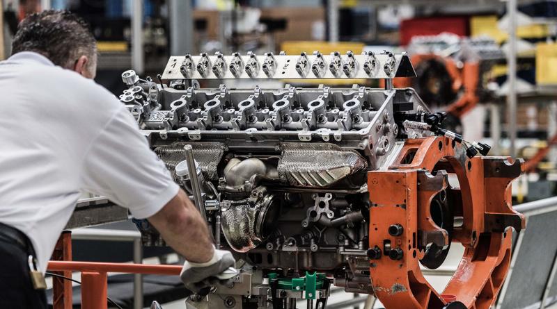 Aston Martin Koln Engine Plant Photo  (6)
