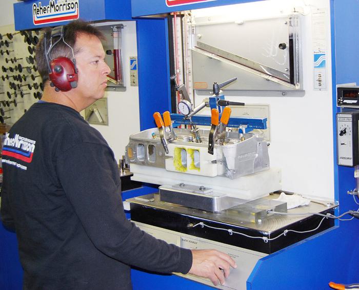flow bench motorsports engineering brydon digital custom