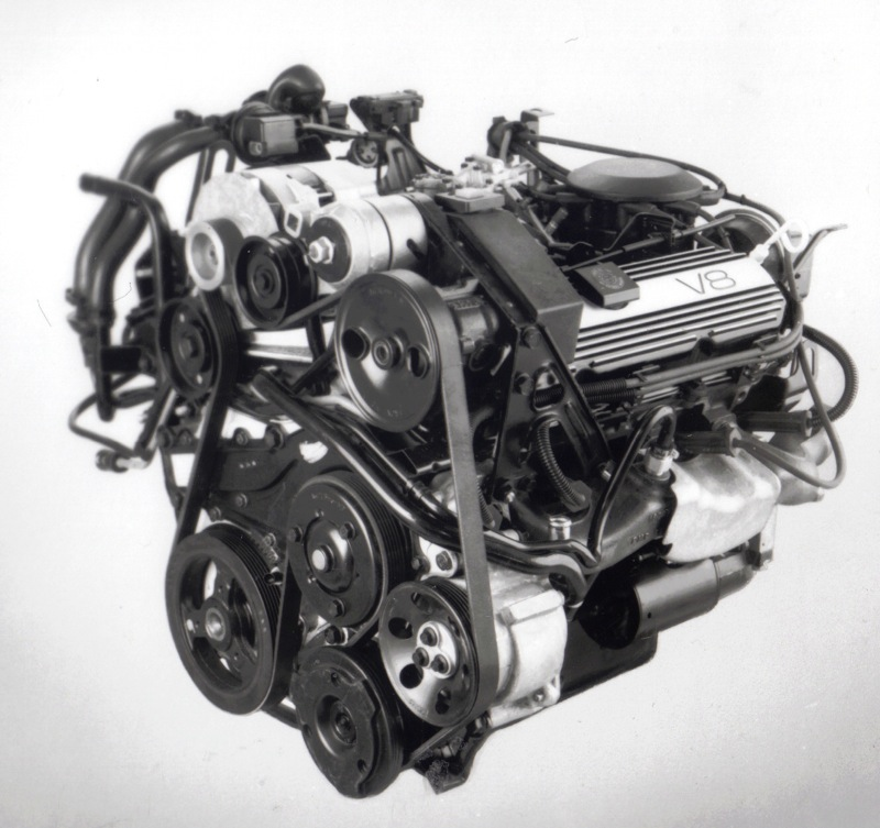 Vintage V8s: Exploring 100 Years of Cadillac Engines ... on