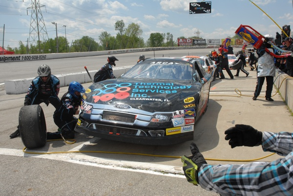 ARCA Teams Continue To Use The Older Style NASCAR Cup Cars Specifically They Are