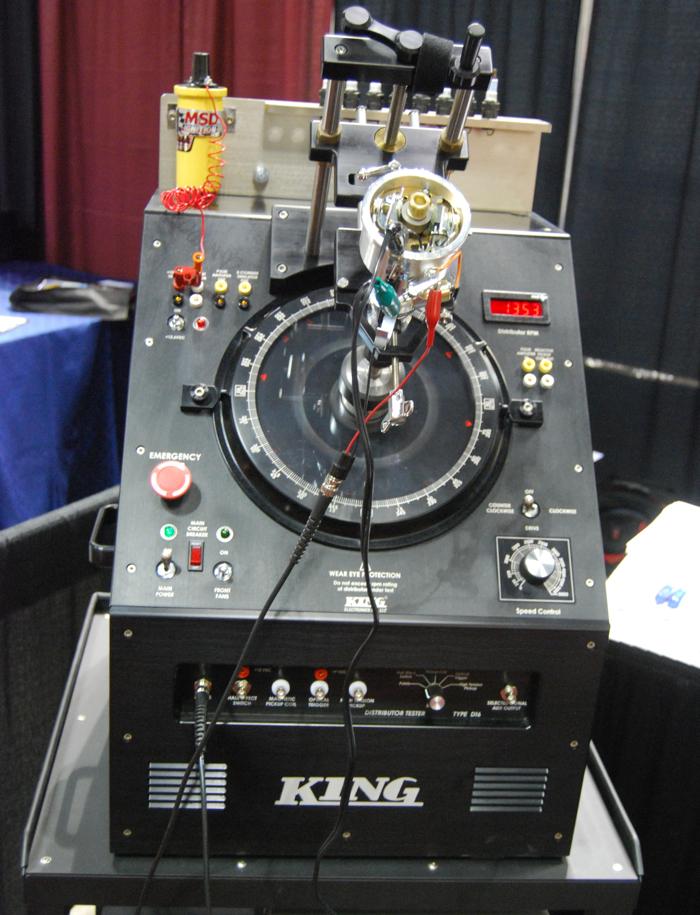 engine testing machine