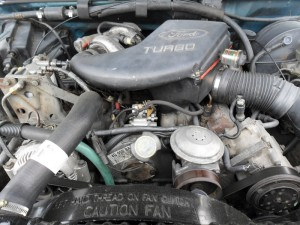 In 1993, to increase power, ­International incorporated the use of a turbocharger for the 7.3L IDI engine. The gain was approximately 10 horsepower and 50 ft. lbs of torque.