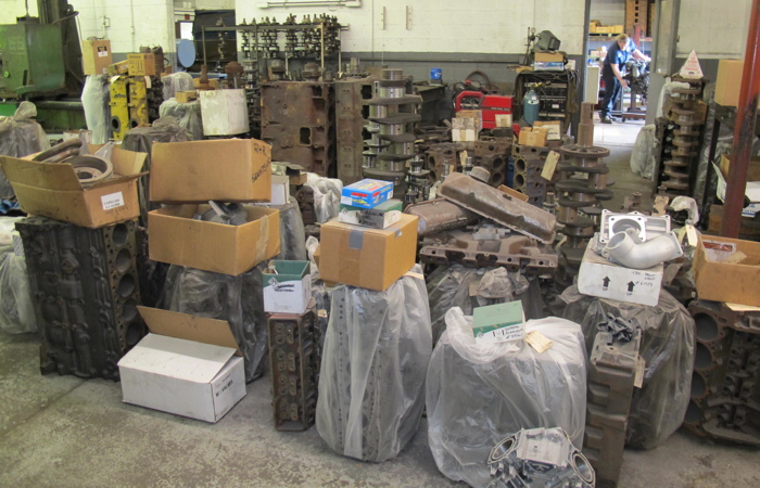 If your shop is anything like this, you probably have a lot of inventory around. Insurance can help protect it from theft.
