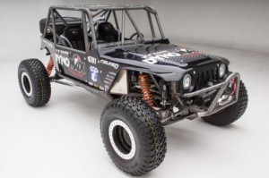 Mopar GEN3 5.7L HEMI powers six 4x4 off-road vehicles at 2014 King Of Hammers
