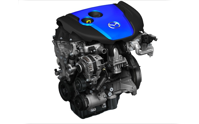 the skys the limit: looking into mazda's skyactiv engine