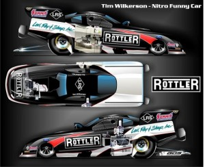 %name Partnership Gives TWR Funny Car a Rottler Makeover by Authcom, Nova Scotia\s Internet and Computing Solutions Provider in Kentville, Annapolis Valley