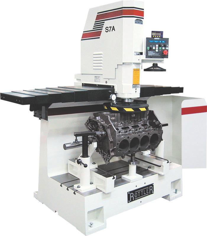 Head and Block Resurfacing Equipment - Engine Builder Magazine