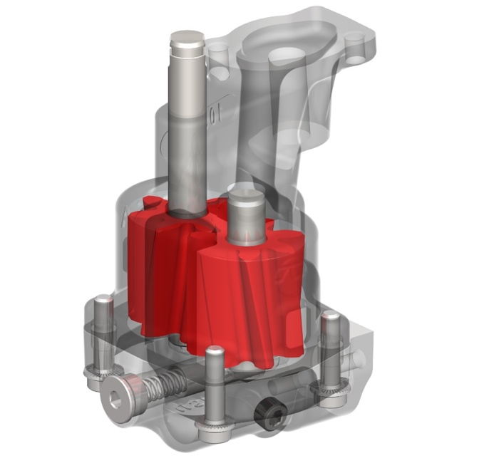 Choosing the right oil pump engine builder magazine sharkpumpisoview malvernweather Images