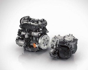 Volvo Engine 2