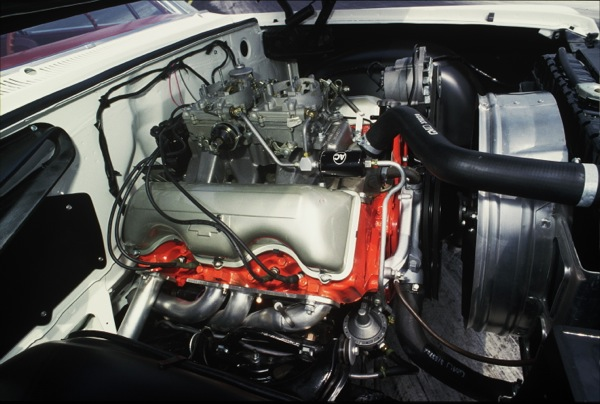 Chevy S 348 And 409 W Motors