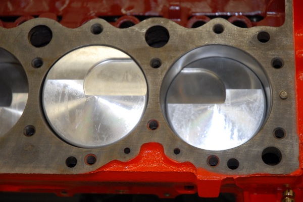 Chevy's 348 and 409 'W' Motors -
