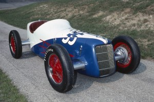 Surprisingly, the 221 flathead engine was ­selected to power 10 Indy Cars at the 1935 Indy 500. Each carried four carburetors, but the results were pitiful.