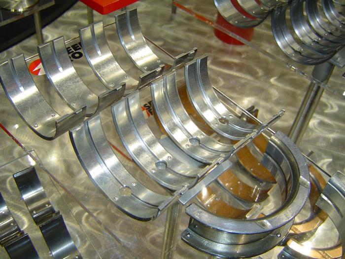 6ct Engine Bearing : High performance engine bearings builder magazine