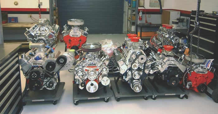 This Family Of Beck Racing Engines Is Outed With Diffe Types Forced Induction Systems
