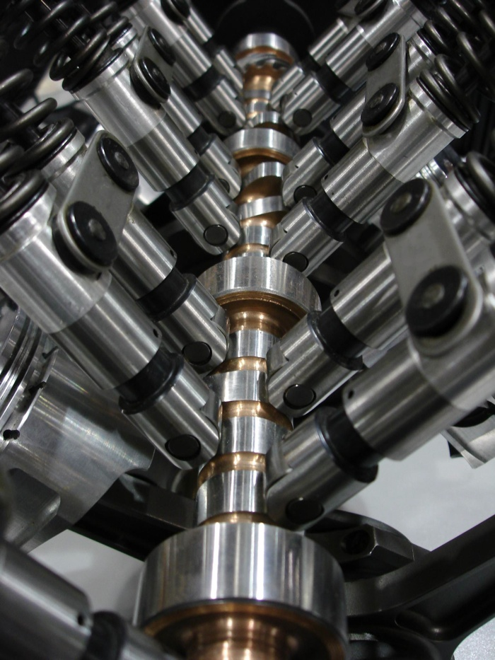 Camshaft Selection And Design