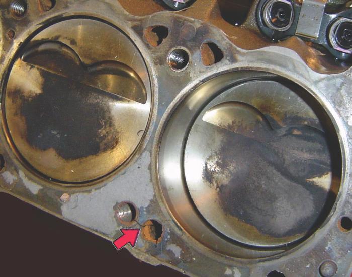 welding cracked aluminum engine block