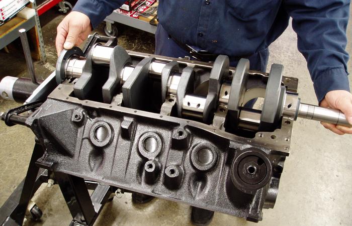 Engine Bearings Under Pressure Builder Magazine