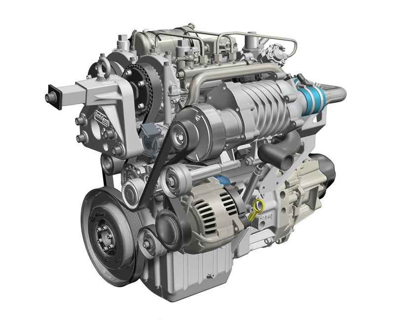 Renaults Powerful Is An Experimental Two Cylinder Two Strokesel Engine That Was Unveiled Recently As