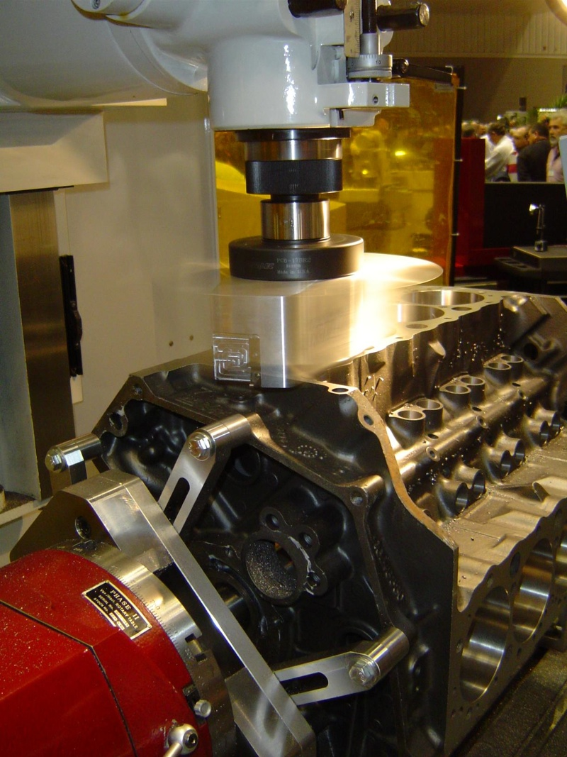 Head Surfacing and Straightening - Engine Builder Magazine